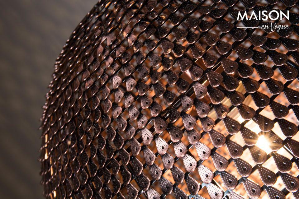 Cooper Round Hanging lamp 40 centimeters - 8