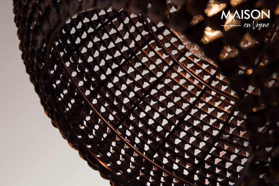 Cooper Round Hanging lamp 40 centimeters - 9