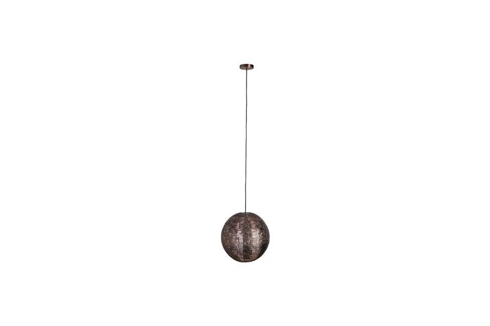 Cooper Round Hanging lamp 40 centimeters - 12