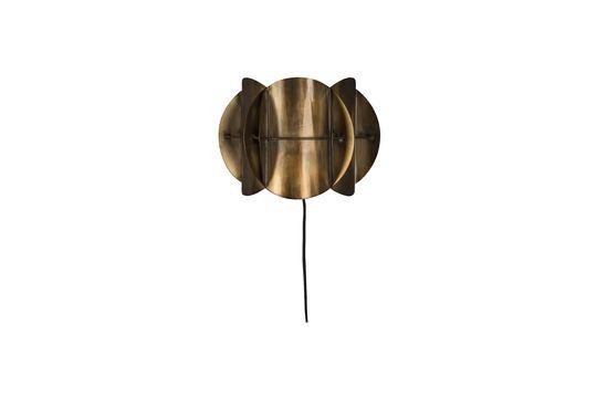 Corridor wall light Brass