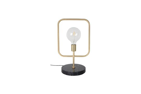 Cubo table lamp Clipped