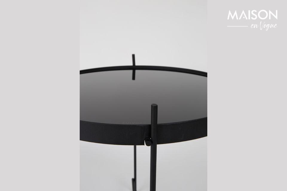 Cupid black side table - 4
