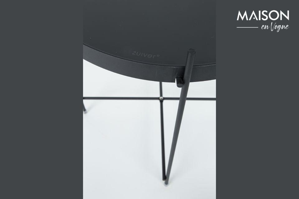 Cupid black side table - 5