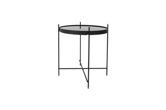 Cupid black side table Clipped