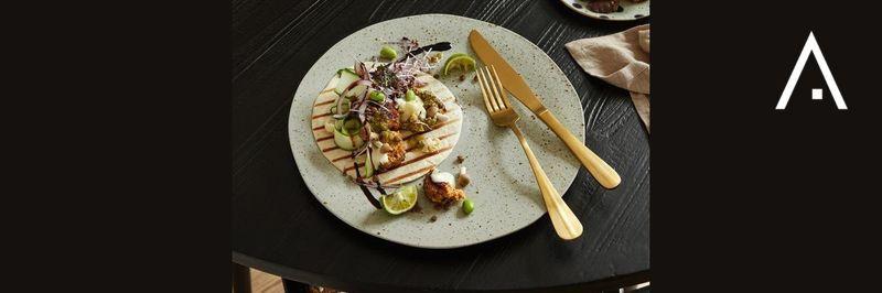 Cutlery & salad servers Nordal