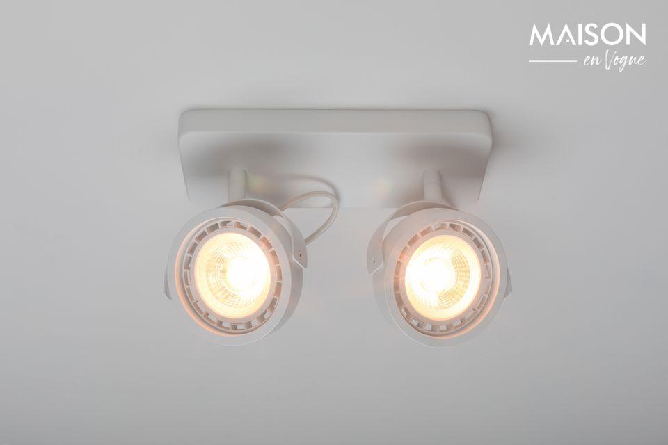 Dice-2 DTW White Spotlight - 4