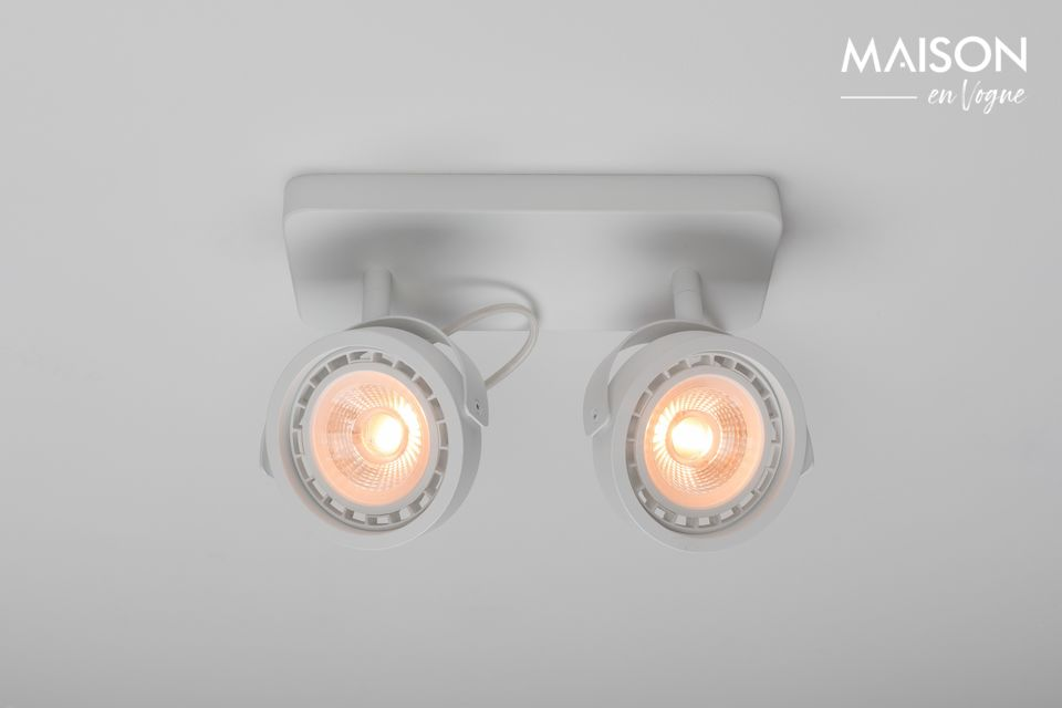 Dice-2 DTW White Spotlight Zuiver