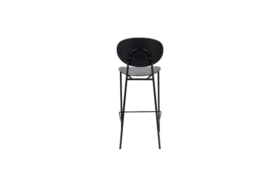 Donny Grey Counter Stool - 10