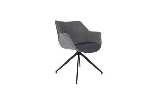 Doulton Grey Armchair