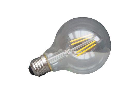 E27 LED Clear Bulb Clipped