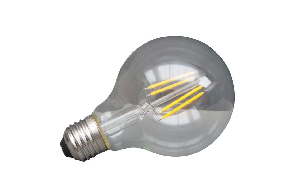 An LED light bulb for energy savings... and for the planet..