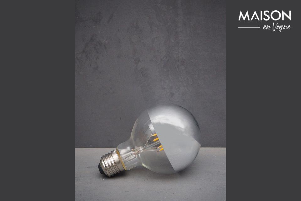 E27 LED Silver Bulb Chehoma