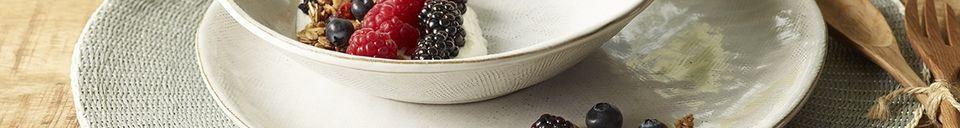 Material Details Eclat Placemat