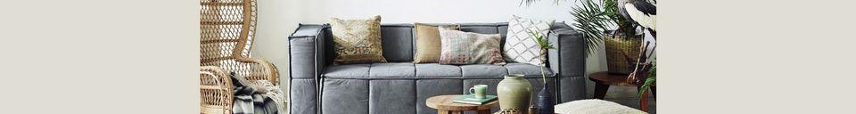 Material Details Elan teak coffee table size M