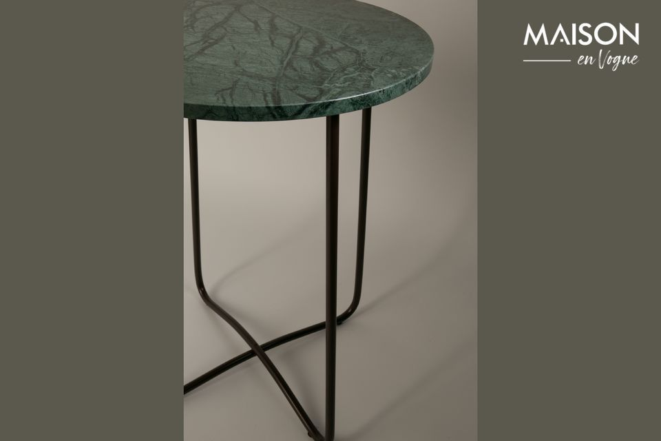 Emerald Side Table - 5