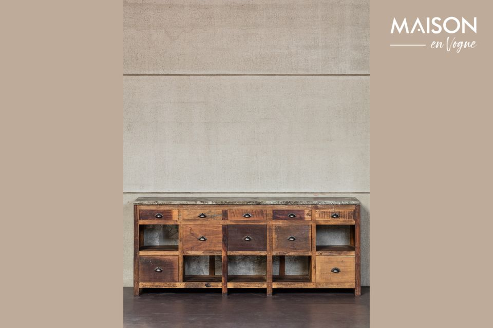 Fabrica Sideboard 10 drawers Chehoma