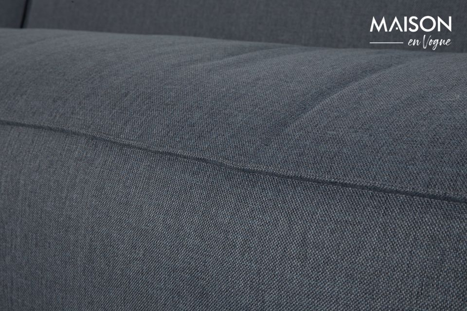 The optimal comfort of a cosy sofa with a contemporary design