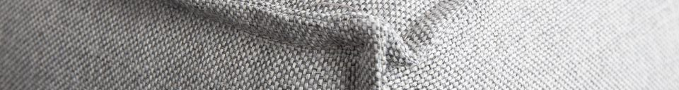Material Details Fat Freddy light grey Left corner sofa