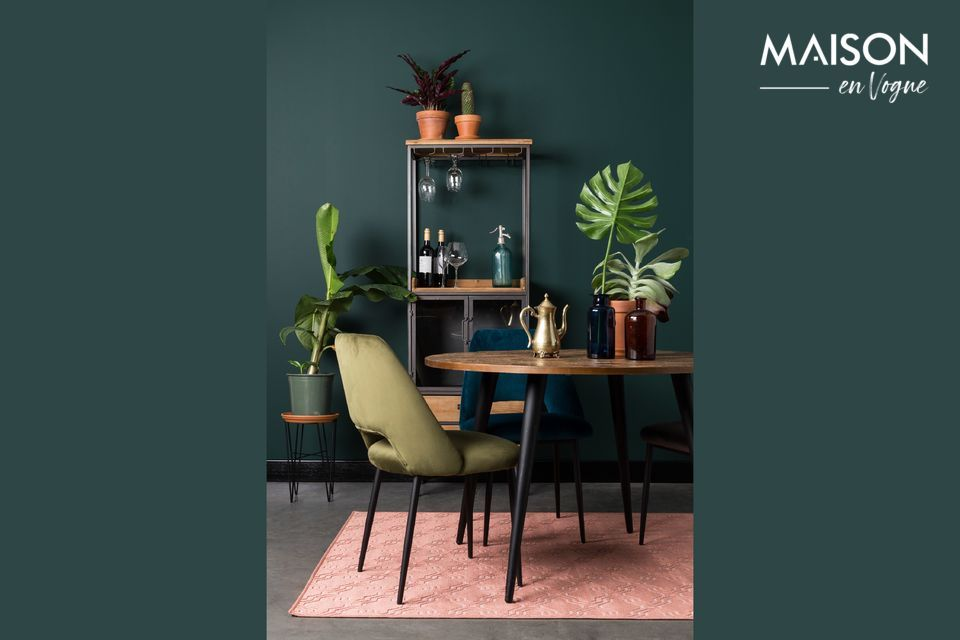 Feike Carpet 160X230 Pink - 5