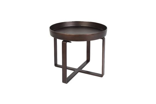 Ferro Metal coffee table Clipped