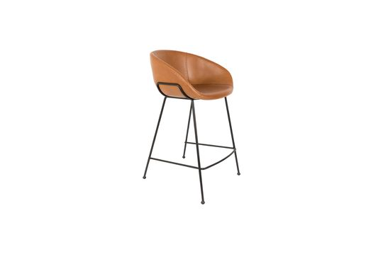 Feston Brown Counter Stool Clipped