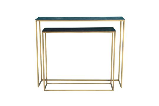 Flaux Nesting consoles Wood and metal