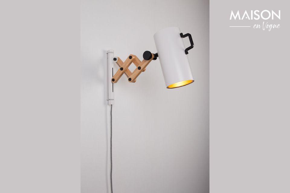 Flex wall light white - 8