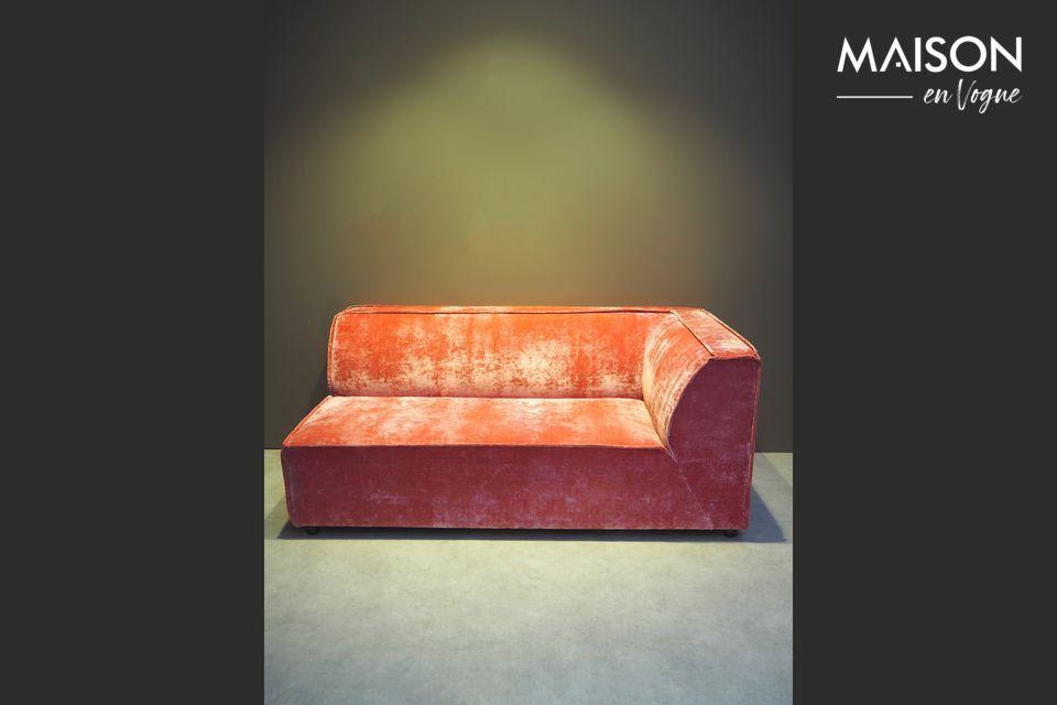Floyd Pink corner sofa Chehoma