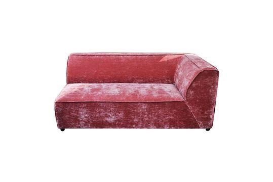 Floyd Pink corner sofa Clipped