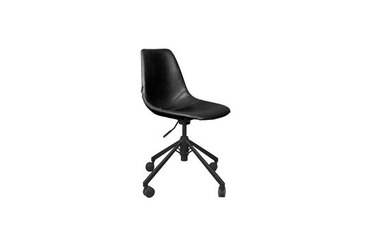 Franky black office chair