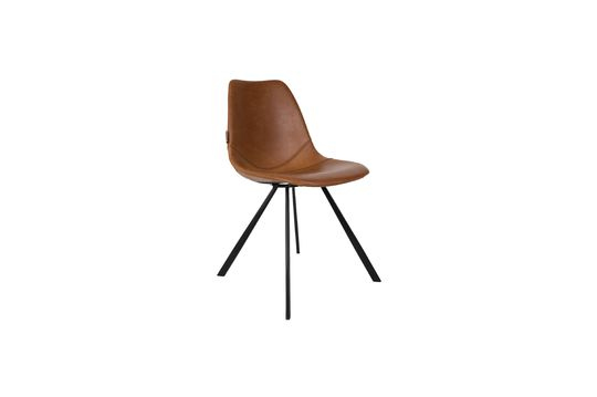 Franky brown chair Clipped