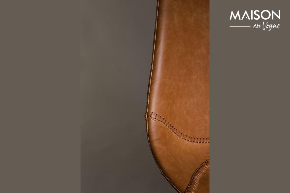Dutchbone presents a vintage bar stool model with clean lines