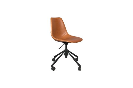 Franky brown office chair