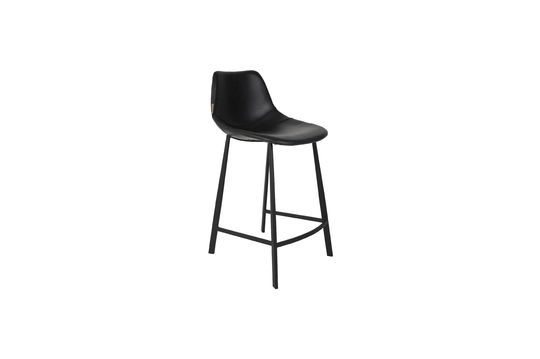 Franky Counter stool black Clipped