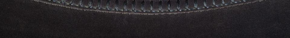 Material Details Franky grey velvet counter stool