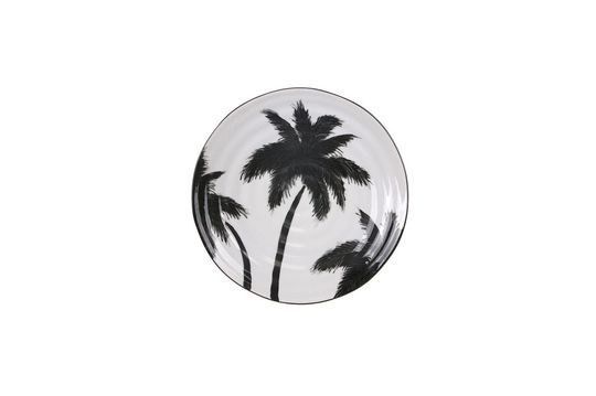Fréthun Porcelain Palm Plate