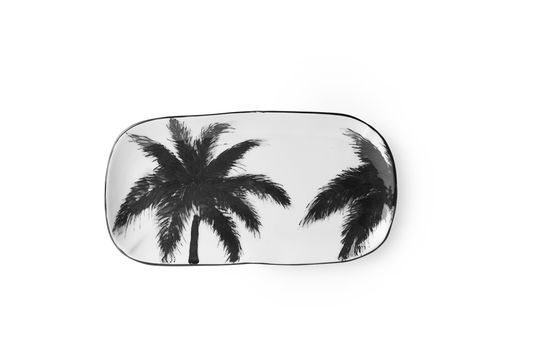 Fréthun Porcelain Palm Tray