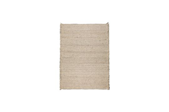 Frills Carpet 170X240 beige-yellow