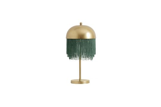 Fringes Table lamp Clipped