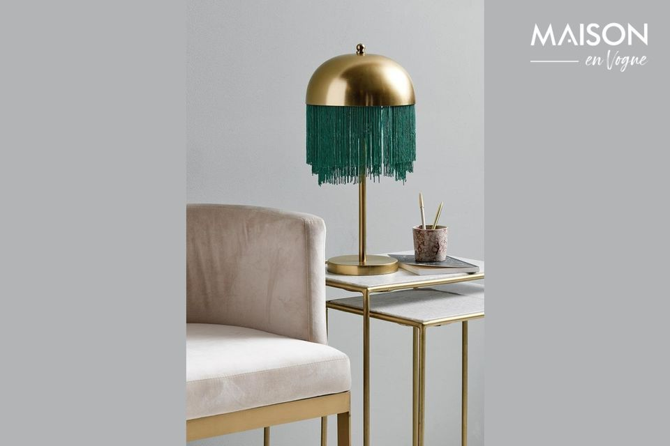 Fringes Table lamp Nordal
