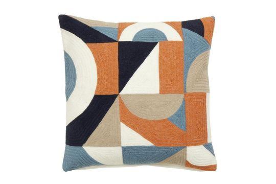 Geometrique Cushion cover in cotton