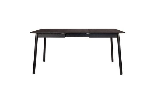 Glimps Table 120 162X80 Black Clipped