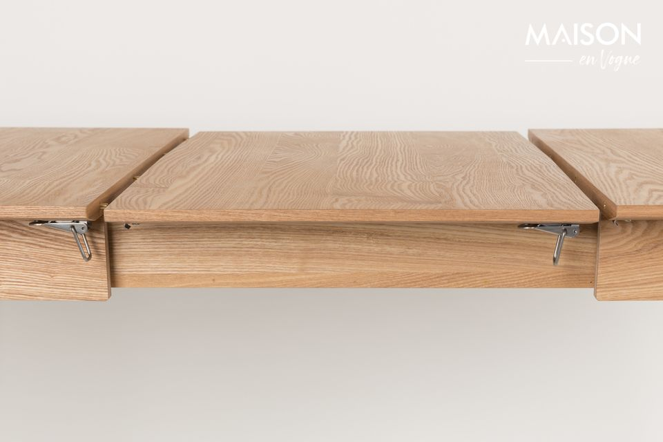 Glimps Table 180-240X90 Natural - 7