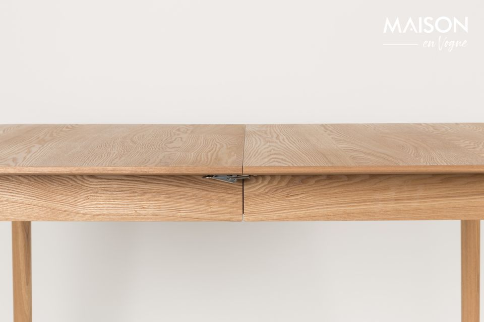 Glimps Table 180-240X90 Natural - 10