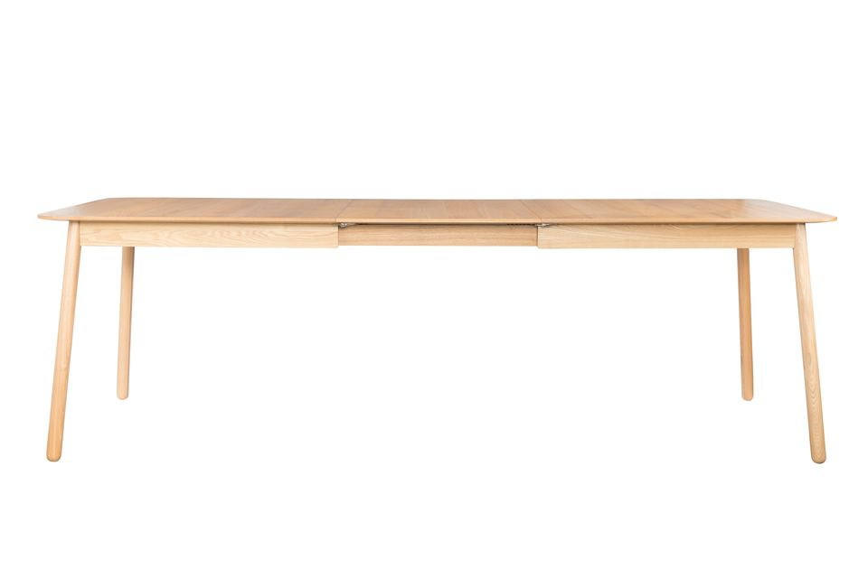 Glimps Table 180-240X90 Natural - 12