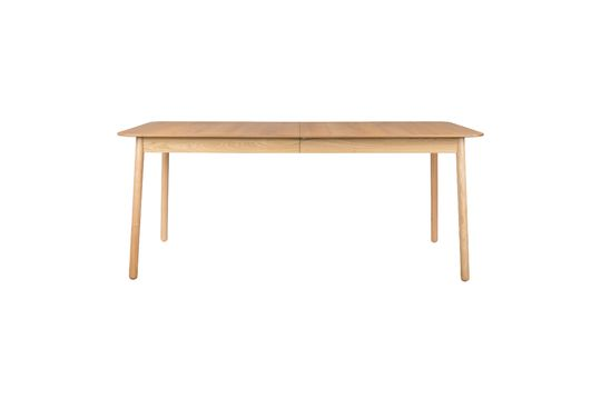 Glimps Table 180-240X90 Natural Clipped