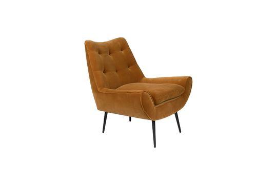 Glodis Lounge armchair whisky