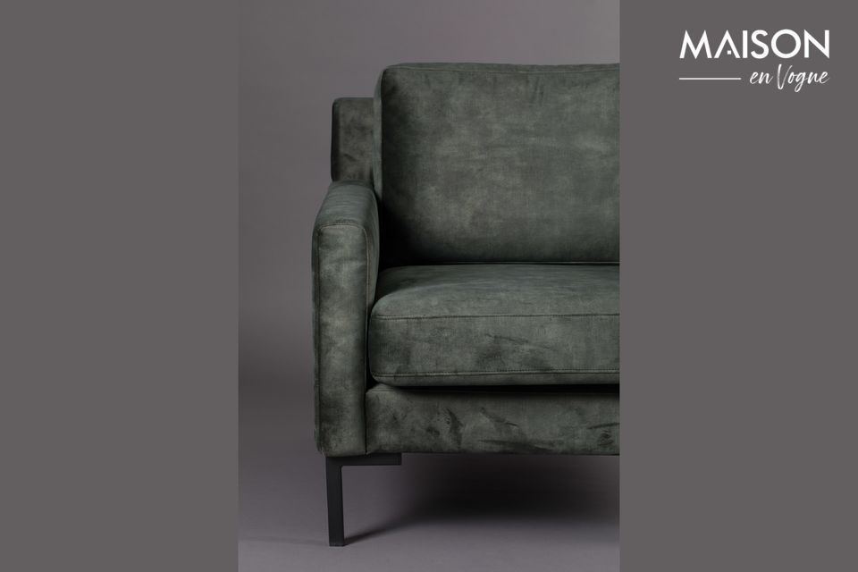 A cosy and elegant armchair