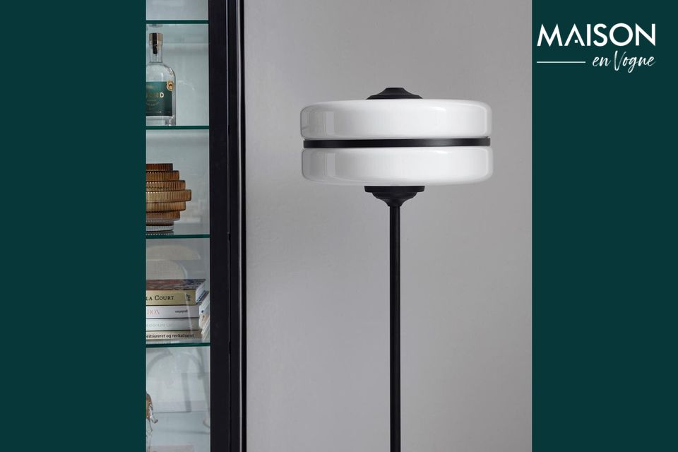 A floor lamp that will illuminate all your objects
