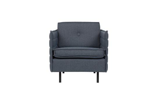 Jaey armchair grey-blue Clipped